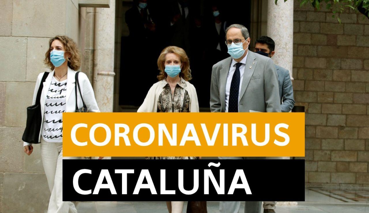 Coronavirus Cataluña: Rebrotes, datos y noticias hoy miércoles 1 de julio, en directo | Última hora Cataluña