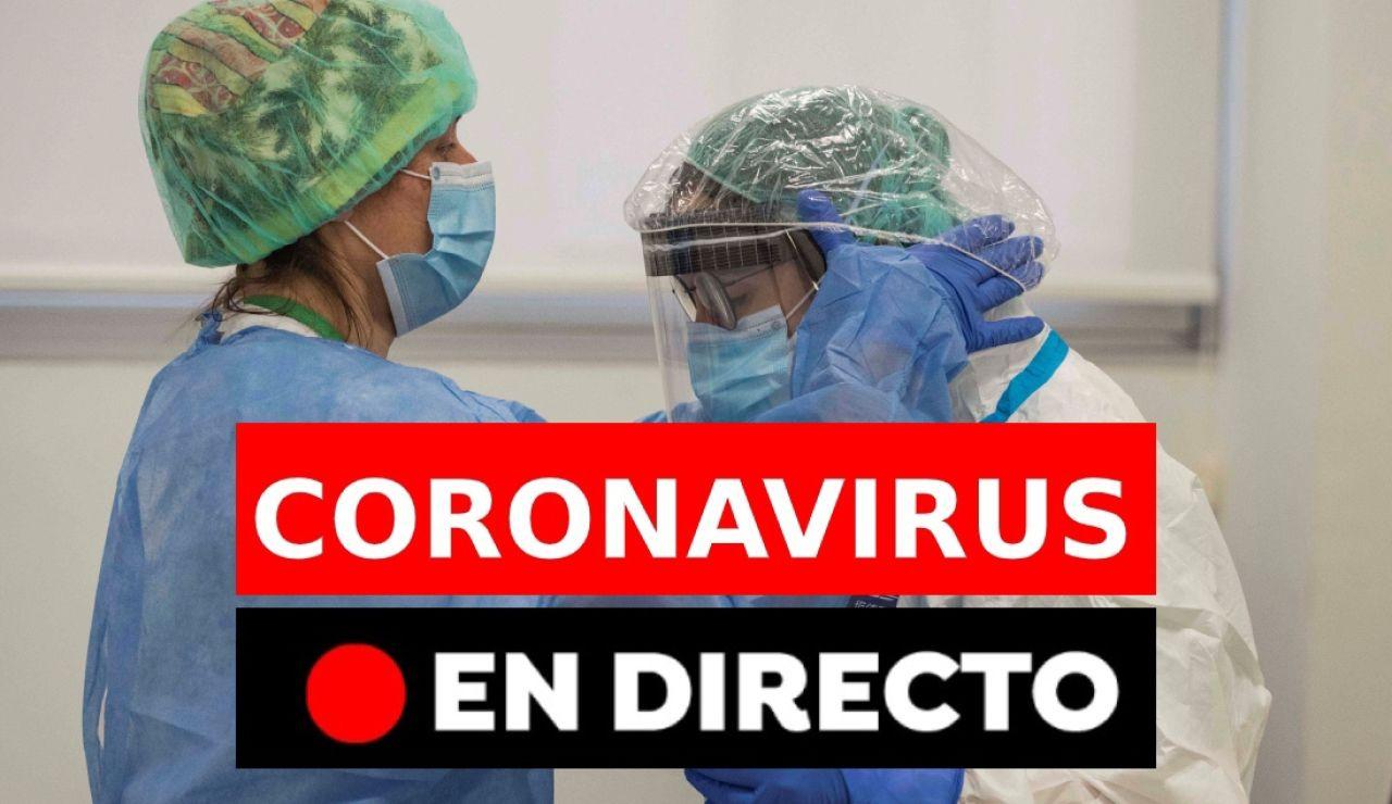 Coronavirus España última hora: Rebrotes, nueva normalidad, datos y noticias de hoy miércoles 1 de julio, en directo