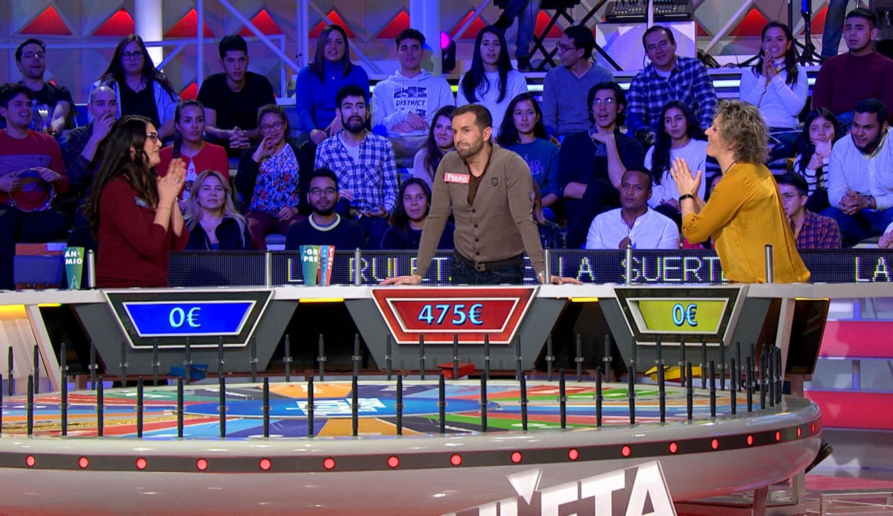 La insistente súplica de dos concursantes de 'La ruleta de la suerte' en un momento clave