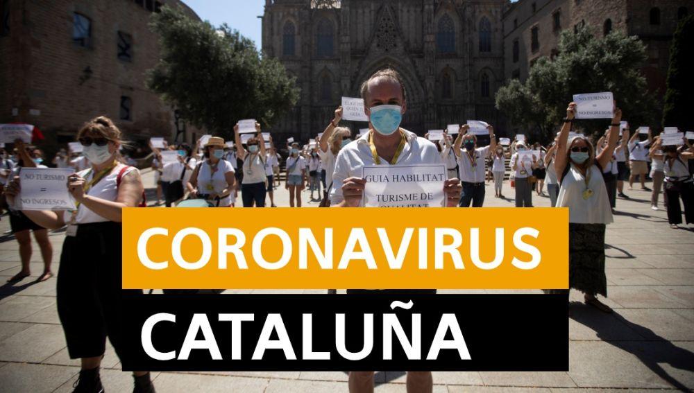 Coronavirus Cataluña: Rebrotes, datos y noticias hoy jueves 2 de julio, en directo | Última hora Cataluña
