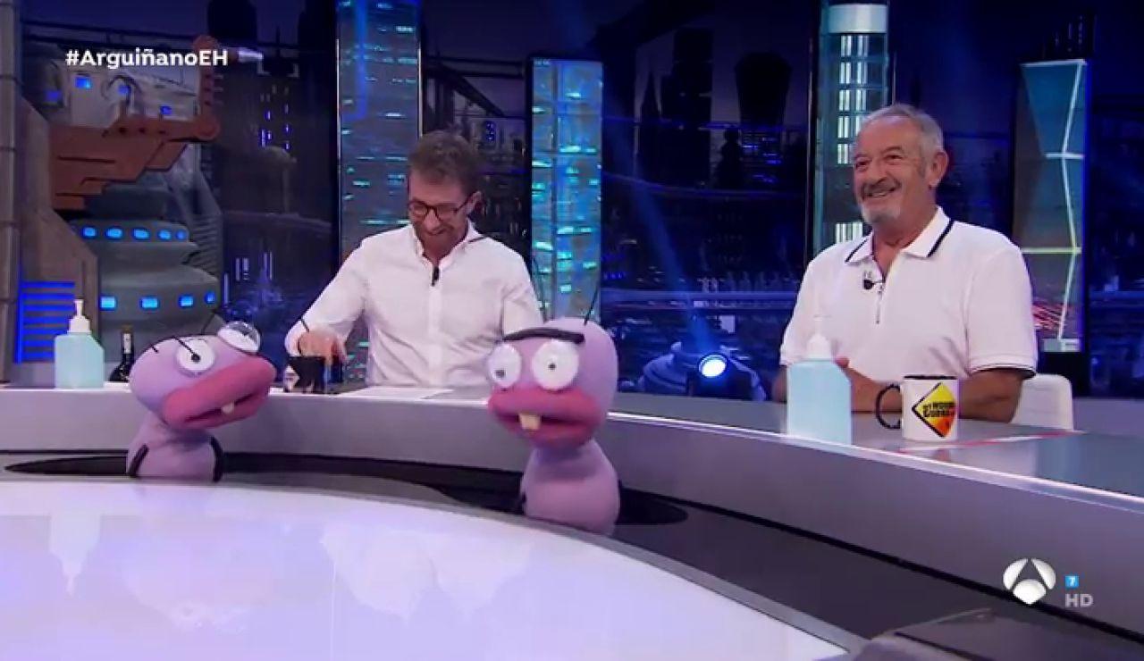 El 'zasca' de Karlos Arguiñano a los críticos gastronómicos durante el test de Trancas y Barrancas