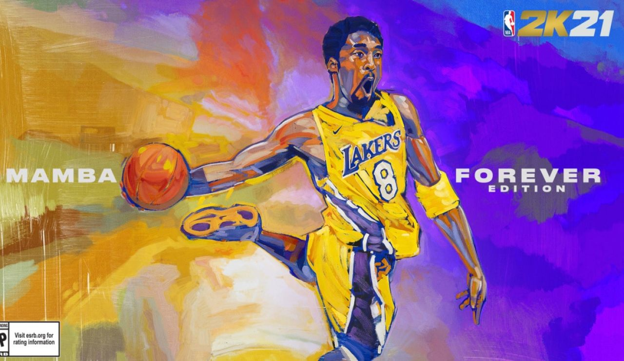 Así es 'Mamba Forever', la edición del nuevo NBA 2K21 en honor al fallecido Kobe Bryant