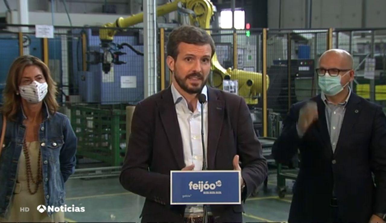 """El PP """"no se entiende el triunfalismo del Gobierno"""" con los """"pésimos"""" datos de paro de junio"""
