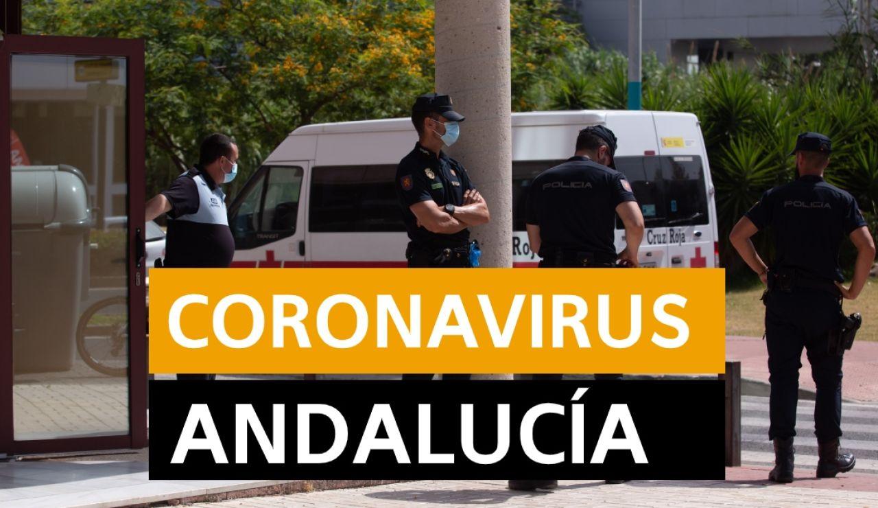 Coronavirus Andalucía: Rebrotes, datos y noticias hoy jueves 2 de julio, en directo | Última hora Andalucía