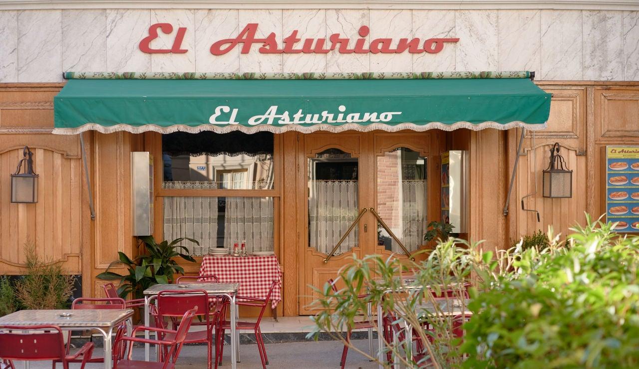 'El Asturiano' de 'Amar es para siempre'
