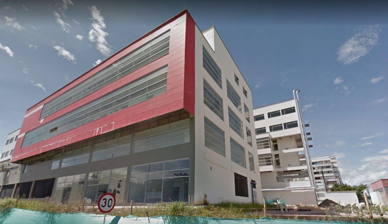 Hospital Universitario de Neiva (Colombia)