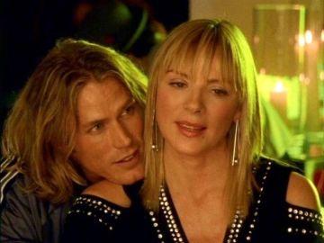 Smith y Samantha en 'Sexo en Nueva York'