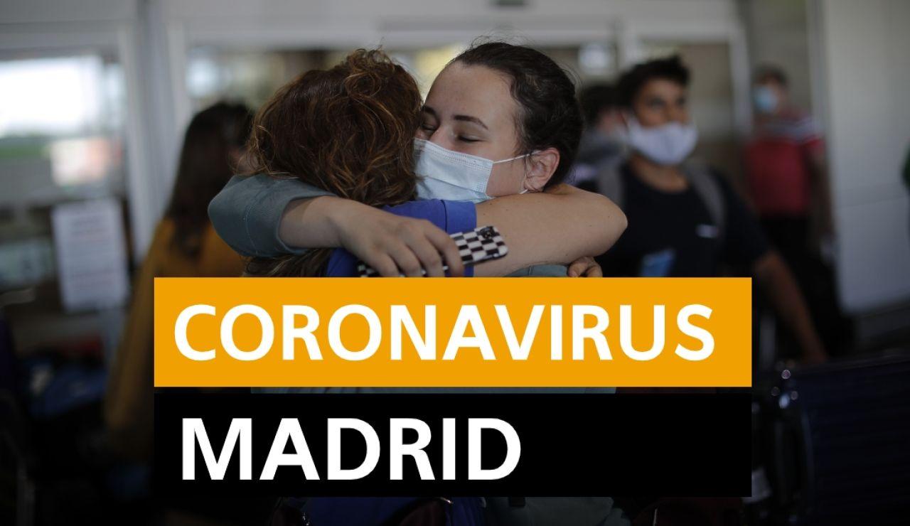 Coronavirus Madrid: Rebrotes, datos y noticias hoy jueves 2 de julio, en directo | Última hora Madrid