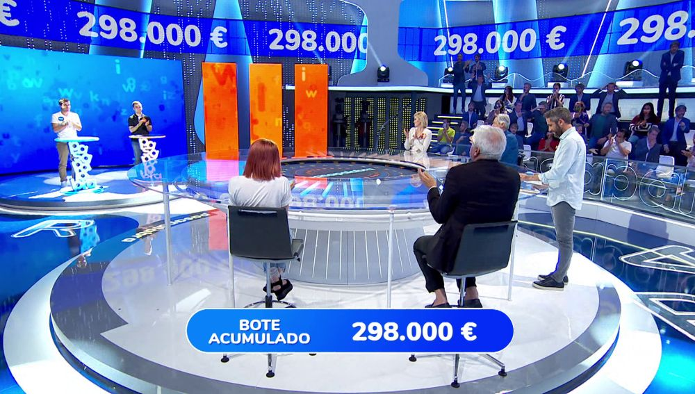"""""""Yo tengo el último turno y él tiene que pensar"""", la estrategia de Nacho para ganar a Pablo en 'El Rosco'"""