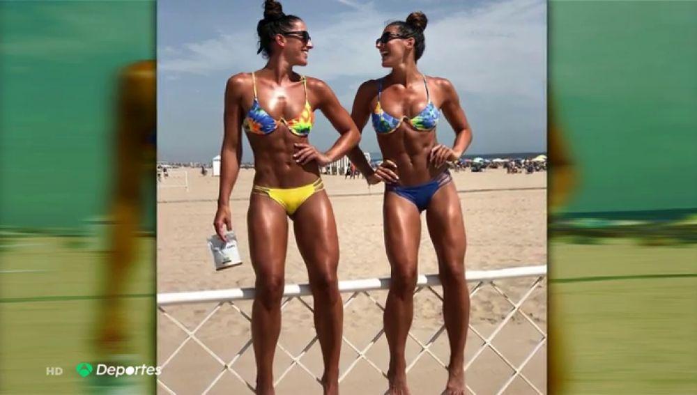 Esther y Gemma Pineda, 'Las Gemelas Pin' que se han vuelto virales con sus rutinas de fitness