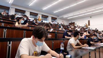 Exámenes de la EBAU 2020
