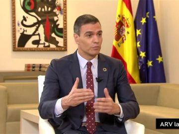"""Pedro Sánchez, sobre la gestión del coronavirus: """"Asumo los errores que haya podido cometer mi equipo"""""""
