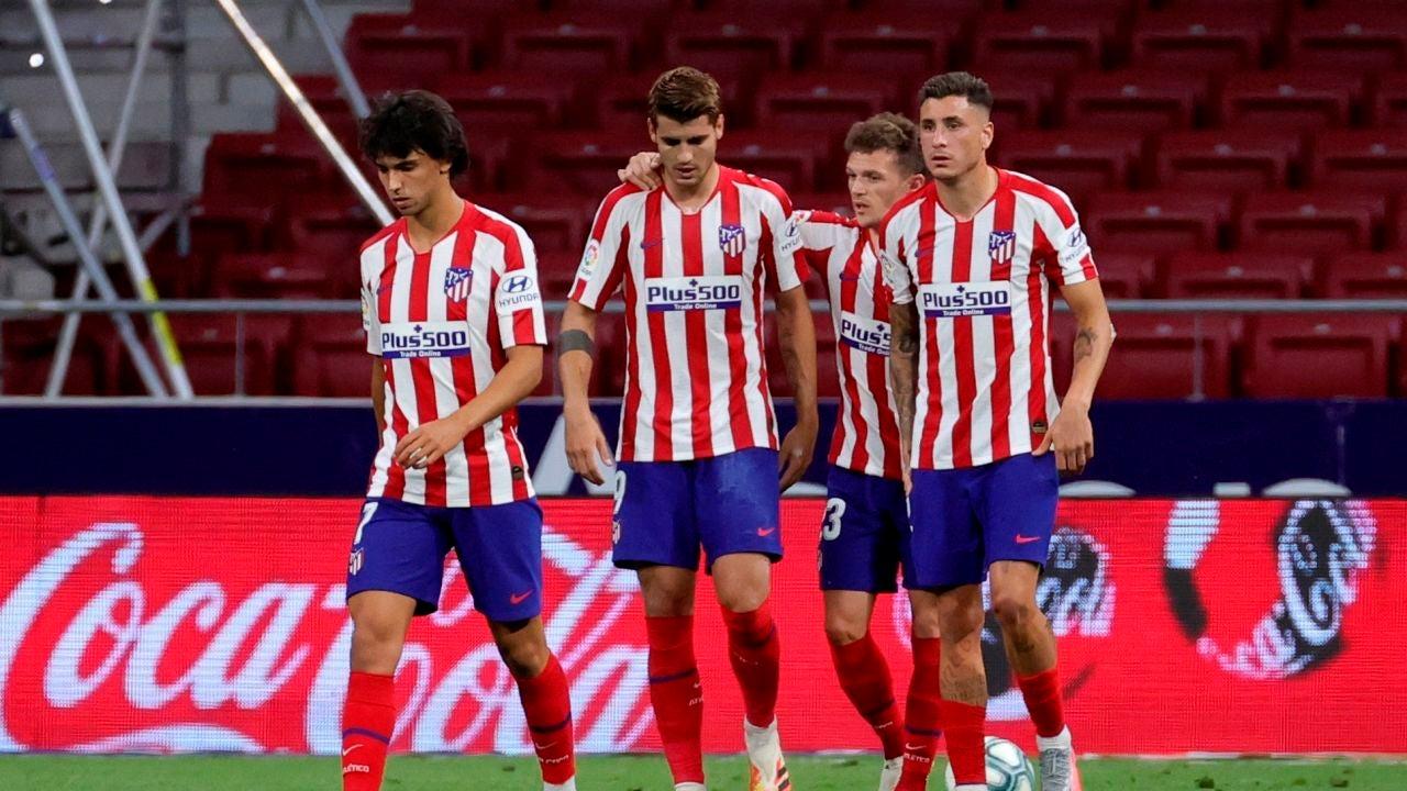 Champions League Atletico