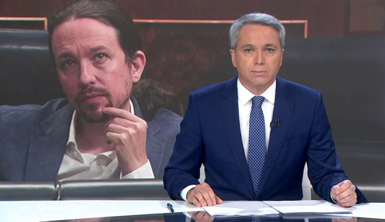 Pablo Iglesias carga contra políticos, periodistas y medios de comunicación a raíz del 'caso Dina'