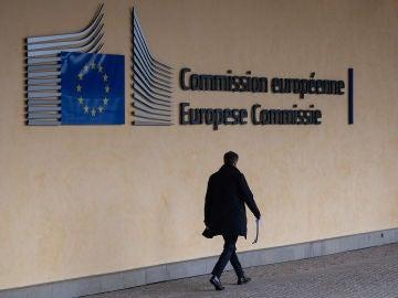 Edificio de la Comisión Europea, en Bruselas