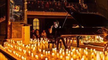Ciclos de música clásica 'Candlelight'
