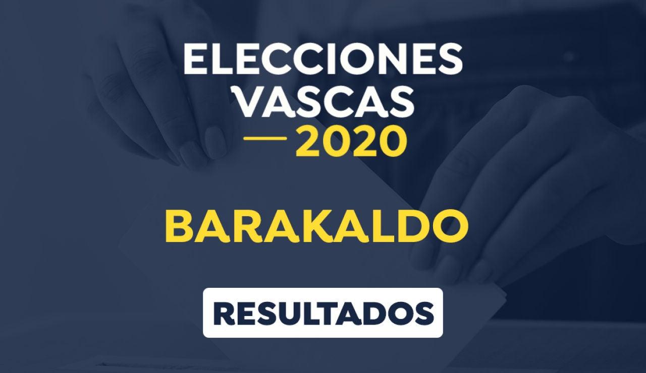 Elecciones vascas 2020: Resultado de las elecciones vascas en Barakaldo, Vizcaya