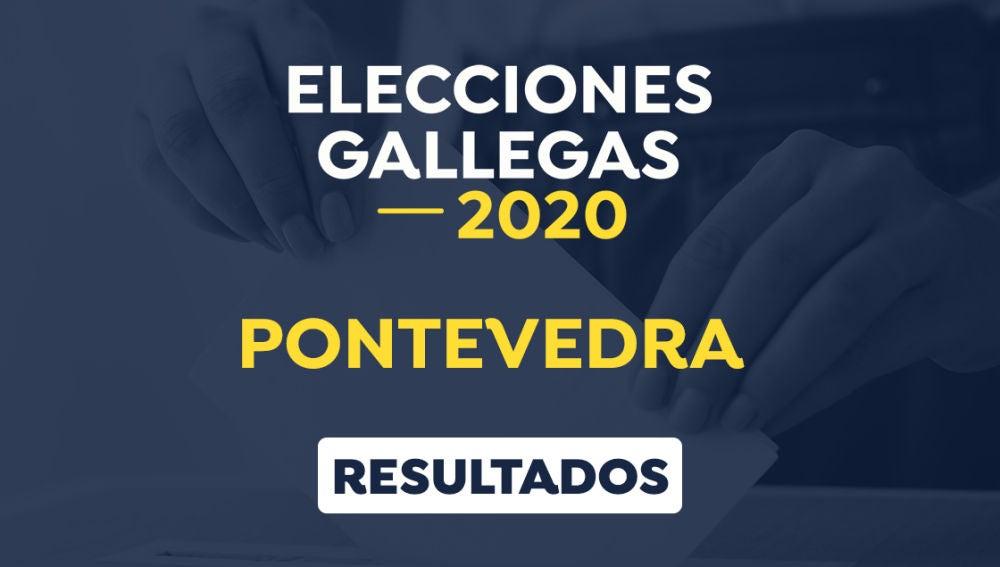 Elecciones gallegas 2020: Resultado de las elecciones gallegas en la ciudad de Pontevedra