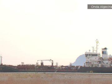 Inmovilizado en Algeciras un petrolero ante las sospechas de coronavirus