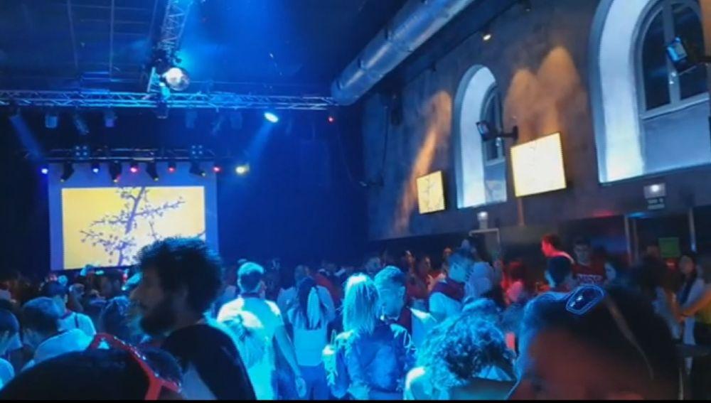 Discoteca en Pamplona