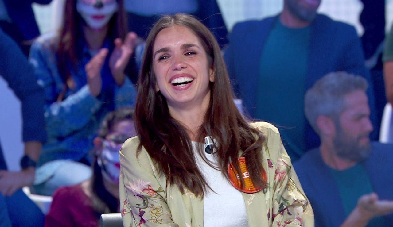 Elena Furiase triunfa de nuevo en '¿Dónde están?' con chiste incluido