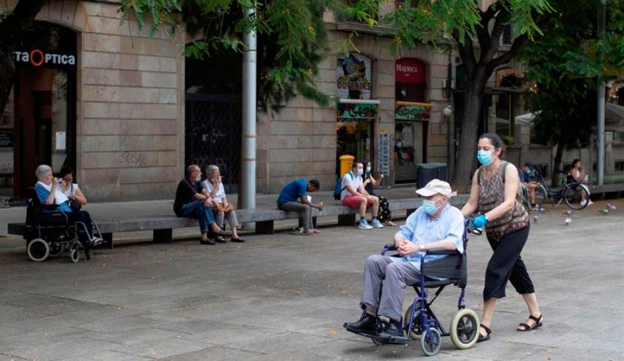 laSexta Noticias 20:00 (08-07-20) Las mascarillas serán obligatorias en Cataluña a partir de mañana aunque haya distancia de seguridad