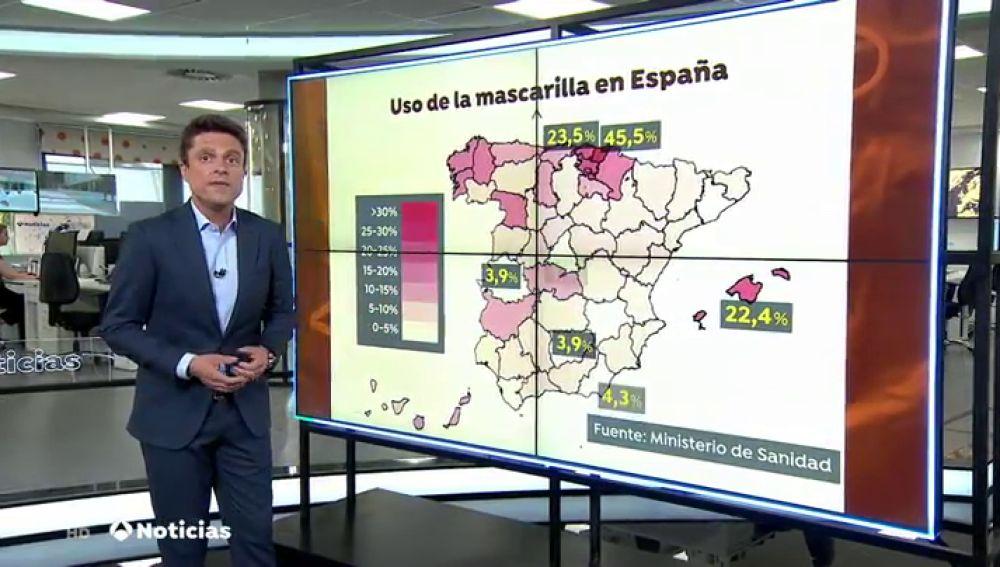 Mapa uso mascarilla