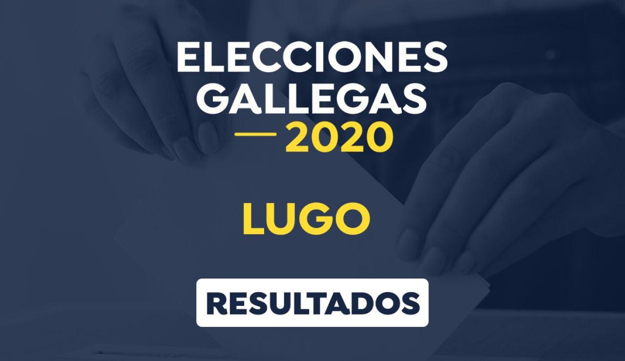 Elecciones Galicia 2020: Resultado de las elecciones gallegas en la ciudad de Lugo