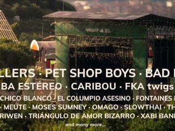 Cartel BBK Live 2020