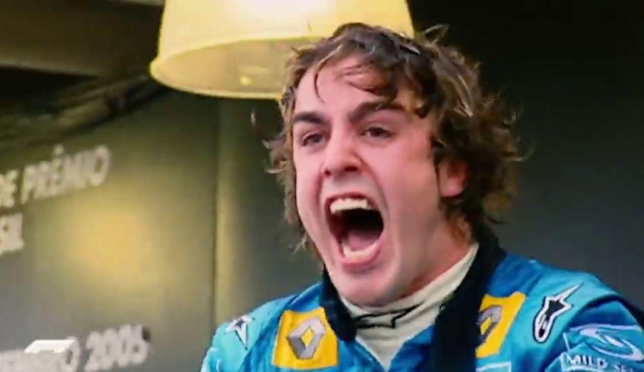 """Fernando Alonso, tras su fichaje por Renault para 2021: """"Con ellos tengo mis mejores recuerdos en Fórmula 1"""""""