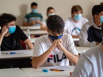 Exámenes EBAU 2020
