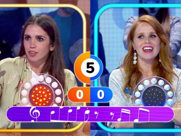 Elena Furiase se rebela contra Roberto Leal por el paso de turno en 'La Pista'