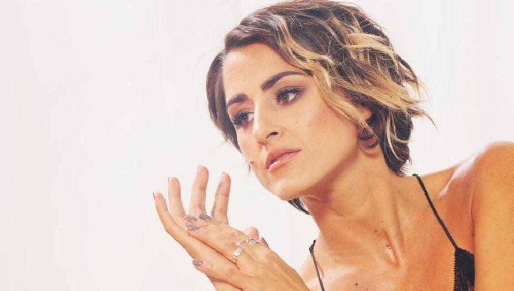 La cantante Barei