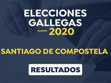 Elecciones Galicia 2020: Resultado de las elecciones gallegas en Santiago de Compostela, A Coruña