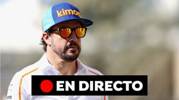 Fernando Alonso ficha por Renault en su vuelta a la Fórmula 1, en directo