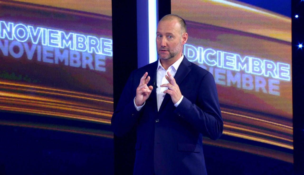'De hoy en un año', estreno el lunes a las 00:30 horas, en Antena 3