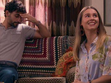 Avance 'Amar es para siempre': Amelia, celosa ante la decisión de Luisita con Sebas