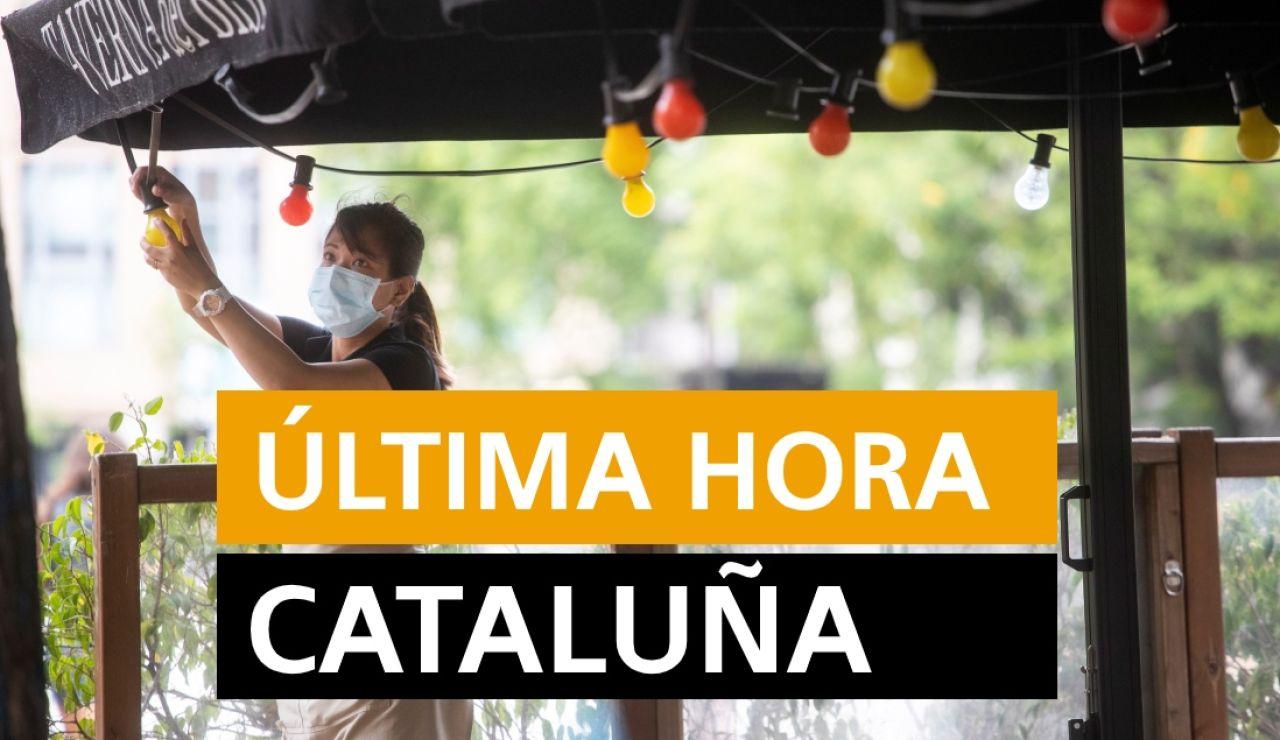 Cataluña: Rebrotes de coronavirus, datos y noticias de hoy jueves 9 de julio, en directo | Última hora Cataluña