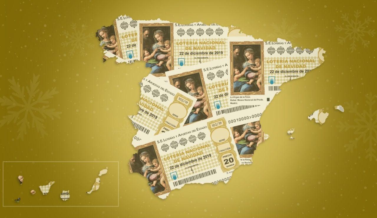 Lotería de Navidad 2020: Ya puedes comprar tu número del sorteo de Navidad