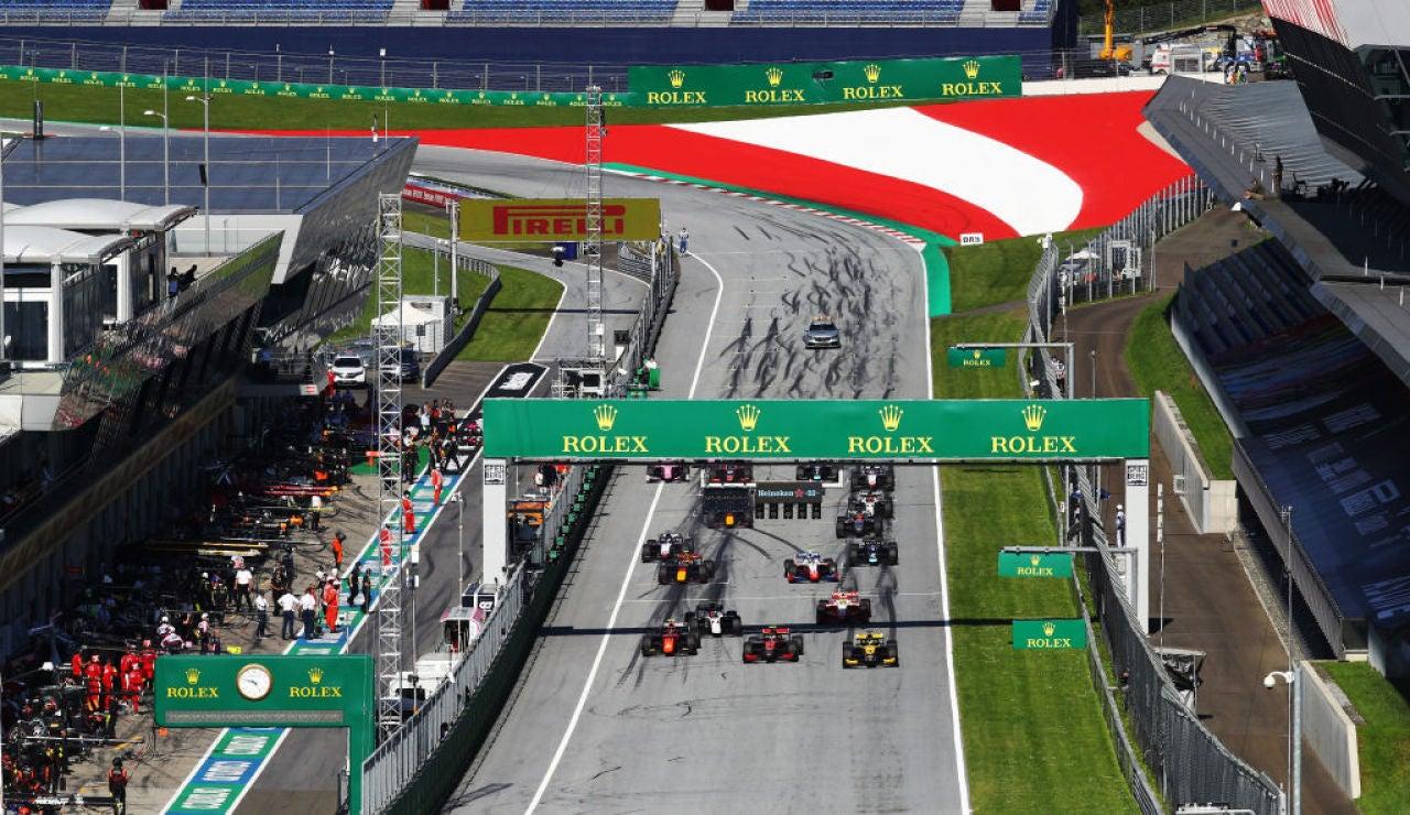 GP Estiria 2020: Horario y dónde ver la clasificación y carrera de Fórmula 1