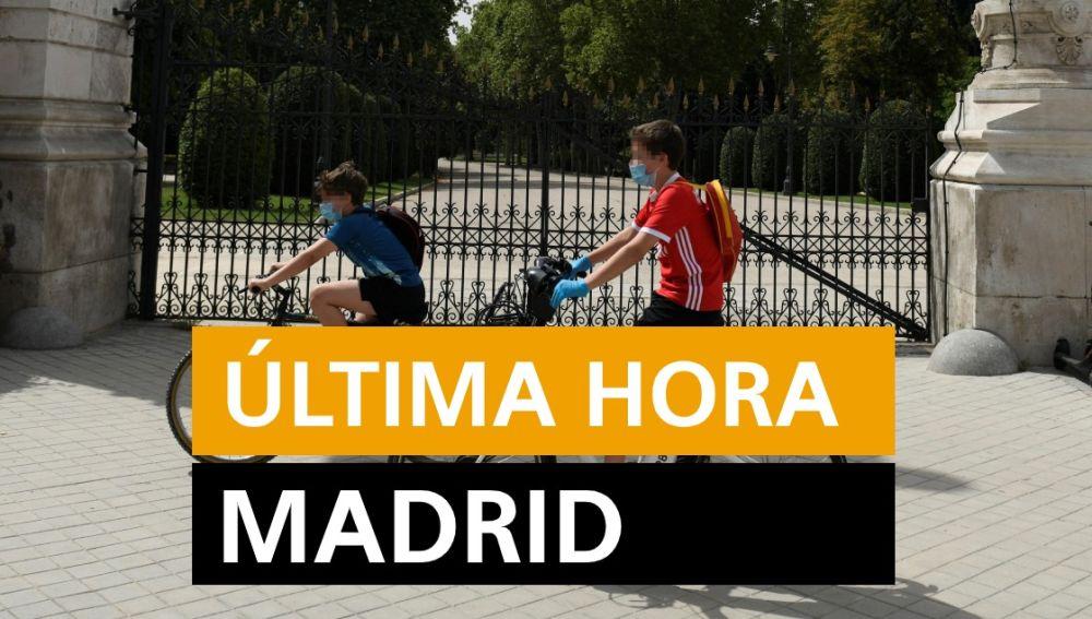 Madrid: Rebrotes de coronavirus, datos y noticias de hoy jueves 9 de julio, en directo | Última hora Madrid