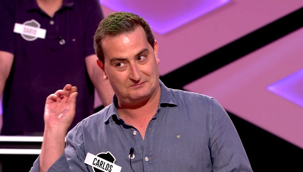 """El llamativo oficio de Carlos de 'Los Charlys' en '¡Boom!': """"Me estás metiendo en un lío"""""""