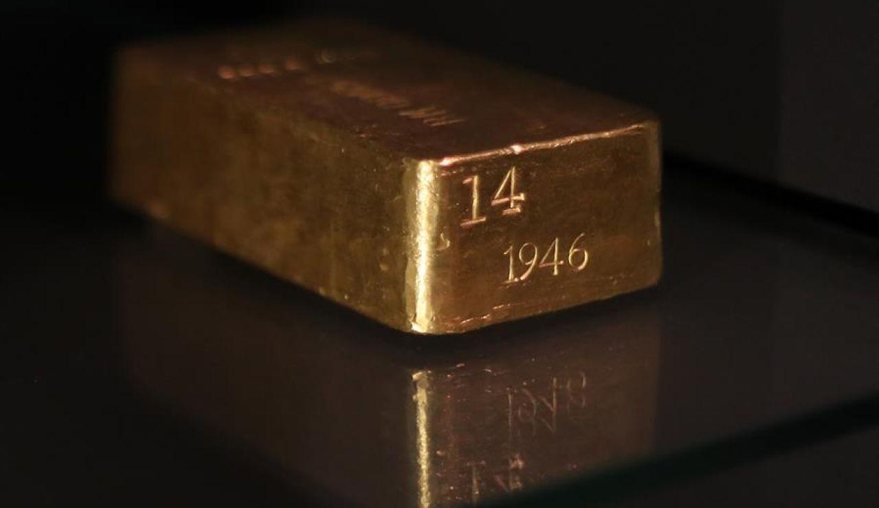 Se revaloriza el oro