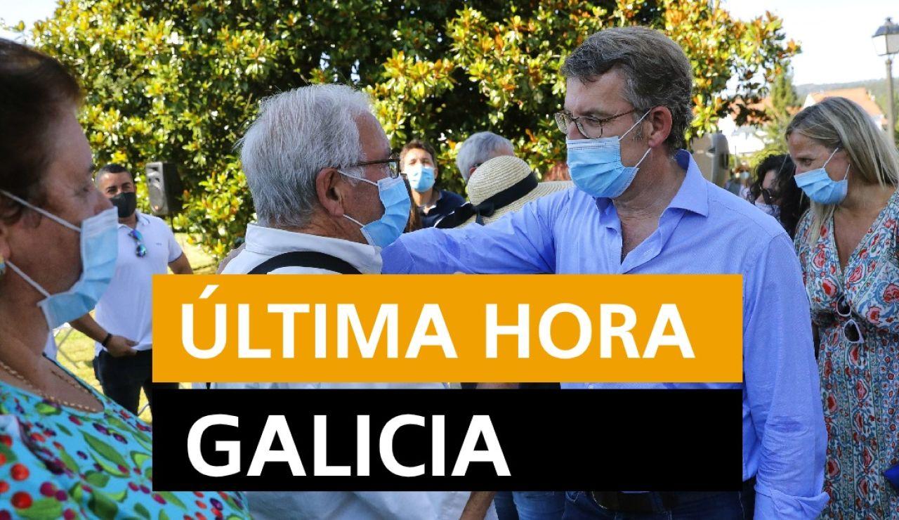 Galicia: Rebrotes de coronavirus, datos, elecciones gallegas y noticias de hoy jueves 9 de julio, en directo | Última hora Galicia
