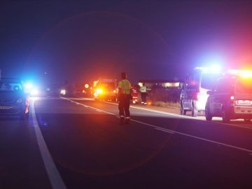 Mueren tres ancianas al ser atropelladas por un coche mientras paseaban por un arcén en Salamanca