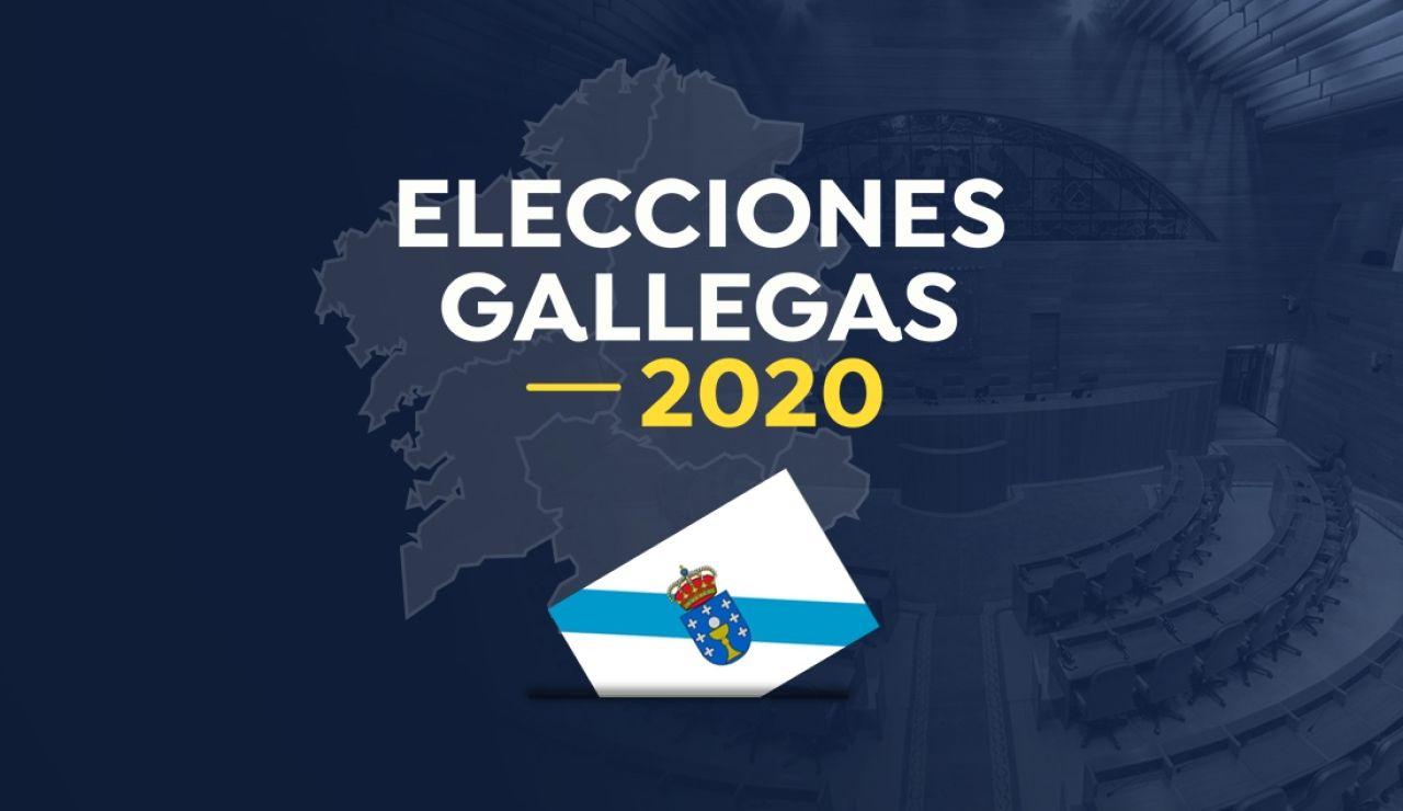 Elecciones gallegas 2020: Mapa colegios electorales de las elecciones en Galicia