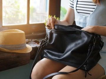 Buscando en el bolso