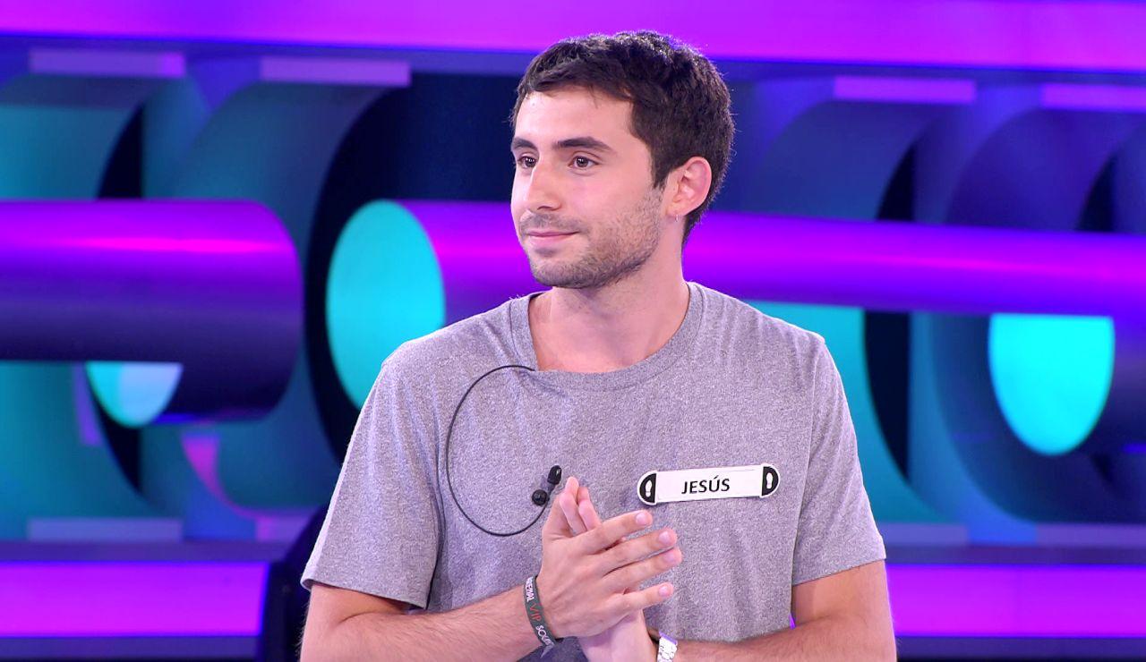 Un concursante revela en '¡Ahora caigo!' el sorprendente calendario que quiere hacer con sus diez amigos