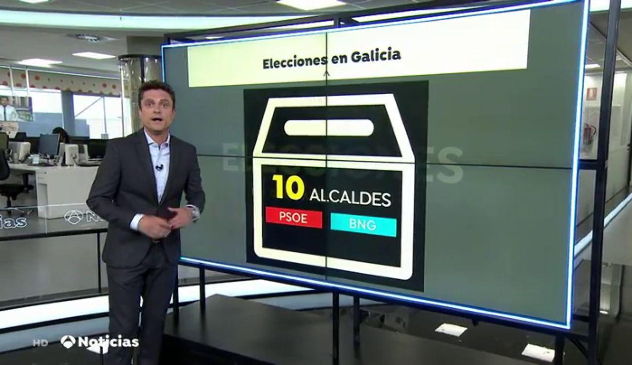 Diez de los 14 alcaldes de A Mariña del PSOE y BNG piden retrasar las elecciones gallegas por el brote de coronavirus