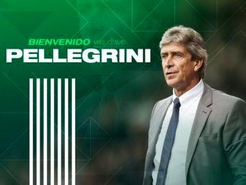 Oficial: Manuel Pellegrini, entrenador del Real Betis a partir de la próxima temporada